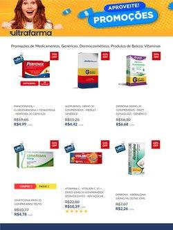 Ofertas de Farmácias e Drogarias no catálogo Ultrafarma (  Vence hoje)