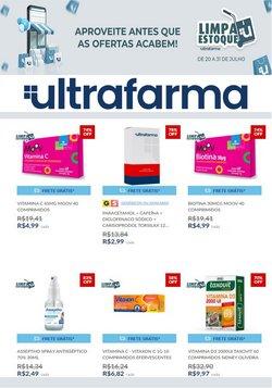 Ofertas de Ultrafarma no catálogo Ultrafarma (  Vencido)