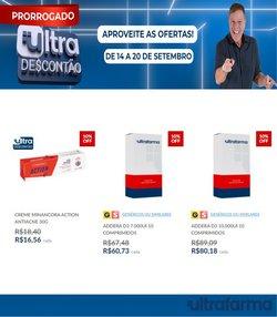 Ofertas de Ultrafarma no catálogo Ultrafarma (  2 dias mais)