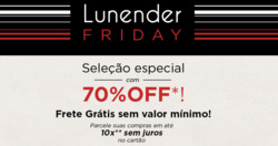 Cupom Lunender em Belo Horizonte ( Publicado ontem )
