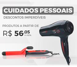 Promoção de MXT Shop no folheto de São Paulo