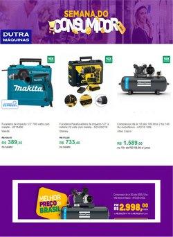 Ofertas Material de Construção no catálogo Dutra Máquinas em São Paulo ( Vence hoje )
