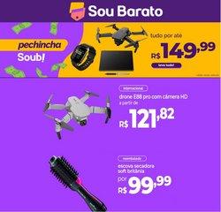 Ofertas de Tecnologia e Eletrônicos no catálogo Sou Barato (  Publicado hoje)