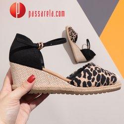 Ofertas de Roupa, Sapatos e Acessórios no catálogo Passarela (  5 dias mais)