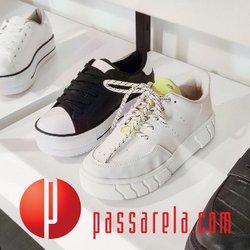 Ofertas de Passarela no catálogo Passarela (  Mais de um mês)