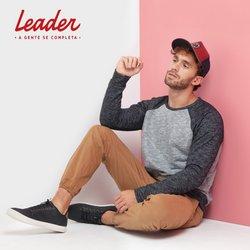Ofertas de Leader no catálogo Leader (  10 dias mais)
