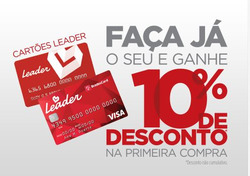 Promoção de Leader no folheto de Rio de Janeiro