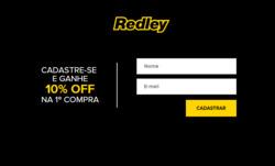 Promoção de Redley no folheto de Rio de Janeiro