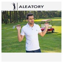 Ofertas de Aleatory no catálogo Aleatory (  Publicado a 2 dias)