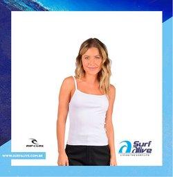 Ofertas Esporte e Fitness no catálogo Surf Alive em Uberlândia ( 27 dias mais )