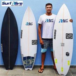 Ofertas Esporte e Fitness no catálogo Surf Alive em Ribeirão Preto ( Mais de um mês )