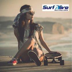 Ofertas Esporte e Fitness no catálogo Surf Alive em Sorocaba ( 28 dias mais )