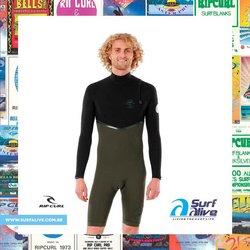 Ofertas de Surf Alive no catálogo Surf Alive (  29 dias mais)
