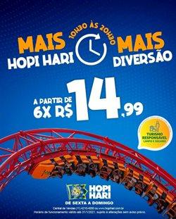 Catálogo Hopi Hari ( Vencido )