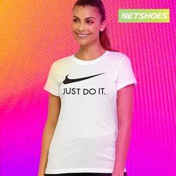 Ofertas Esporte e Fitness no catálogo Netshoes em Santos ( Mais de um mês )