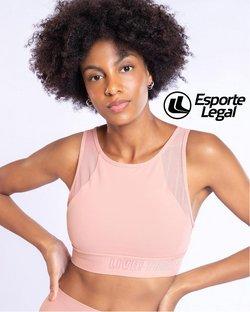 Ofertas Esporte e Fitness no catálogo Esporte Legal em Uberlândia ( Mais de um mês )