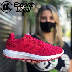 Ofertas Esporte e Fitness no catálogo Esporte Legal em Ribeirão Preto ( Mais de um mês )