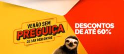 Promoção de Esporte Legal no folheto de São Paulo