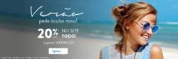 Promoção de Óculos SHOP no folheto de São Paulo