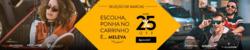 Promoção de Óculos SHOP no folheto de Fortaleza
