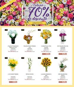 Ofertas Casamentos e Festas no catálogo Giuliana Flores em Betim ( 8 dias mais )