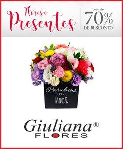 Ofertas de Casamentos e Festas no catálogo Giuliana Flores (  3 dias mais)