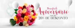 Cupom Giuliana Flores em Guarulhos ( 2 dias mais )