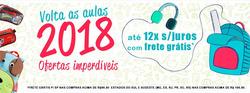 Promoção de Ella Store no folheto de São Paulo