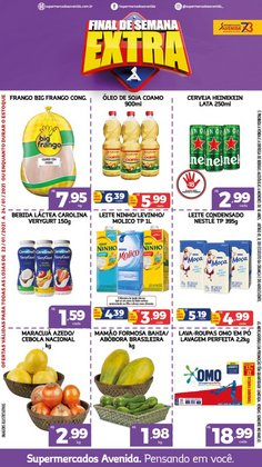 Catálogo Supermercados Avenida ( Vencido )