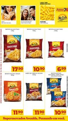 Ofertas de Supermercados Avenida no catálogo Supermercados Avenida (  Publicado ontem)