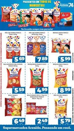 Ofertas de Supermercados no catálogo Supermercados Avenida (  Publicado ontem)