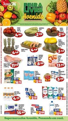 Ofertas de Supermercados no catálogo Supermercados Avenida (  Vence hoje)