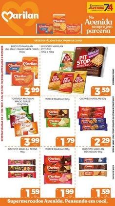 Ofertas de Supermercados no catálogo Supermercados Avenida (  Publicado hoje)