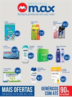 Ofertas Farmácias e Drogarias no catálogo Drogarias Max em São Gonçalo ( Mais de um mês )