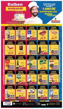 Catálogo Supermercado Dalben (  Vence hoje)
