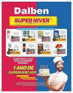 Catálogo Supermercado Dalben (  11 dias mais)
