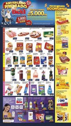 Ofertas de Boa Supermercados no catálogo Boa Supermercados (  Publicado a 2 dias)