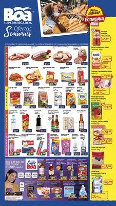 Catálogo Boa Supermercados (  Vence hoje)