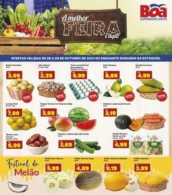 Catálogo Boa Supermercados (  Válido até amanhã)