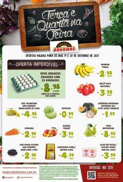 Ofertas de Supermercados no catálogo Empório Bahamas (  Válido até amanhã)