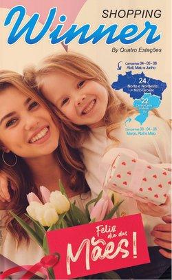 Ofertas de flores no catálogo Quatro Estações (  Mais de um mês)