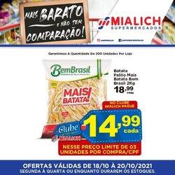 Catálogo Mialich Supermercados (  Válido até amanhã)