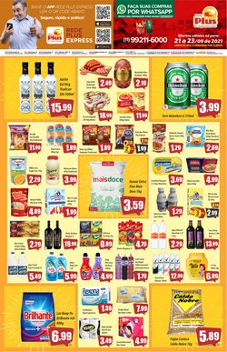 Catálogo Rede Plus Supermercados (  Publicado hoje)