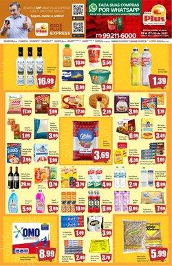Ofertas de Rede Plus Supermercados no catálogo Rede Plus Supermercados (  Vence hoje)