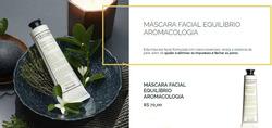 Promoção de Perfumarias e beleza no folheto de L'Occitane em Manaus