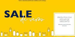 Promoção de L'Occitane no folheto de Manaus