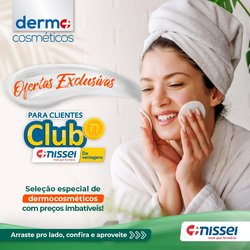 Ofertas de Farmácias Nissei no catálogo Farmácias Nissei (  3 dias mais)