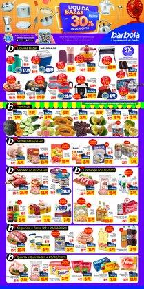 Catálogo Barbosa Supermercados ( Vence hoje )