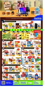 Ofertas Supermercados no catálogo Barbosa Supermercados em Mauá ( Vence hoje )