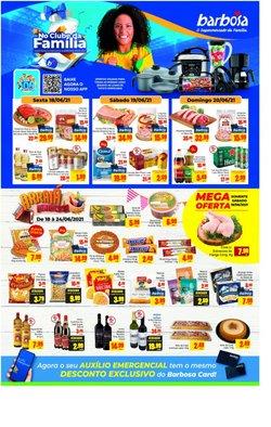 Ofertas de Barbosa Supermercados no catálogo Barbosa Supermercados (  Válido até amanhã)